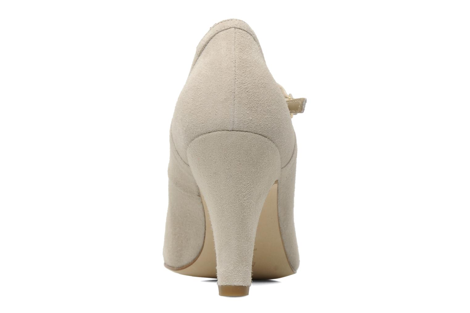 Pumps Georgia Rose Brenda CFT Beige rechts