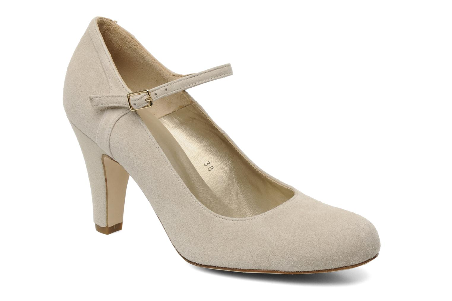 Pumps Georgia Rose Brenda CFT Beige detail