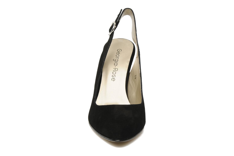 Escarpins Georgia Rose Ashley CFT Noir vue portées chaussures