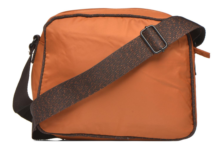 Handtaschen Bensimon Small Besace orange ansicht von vorne