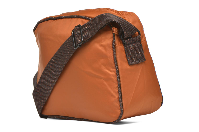 Handtaschen Bensimon Small Besace orange ansicht von rechts
