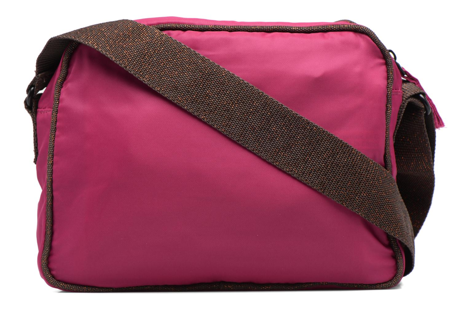 Handbags Bensimon Small Besace Pink front view