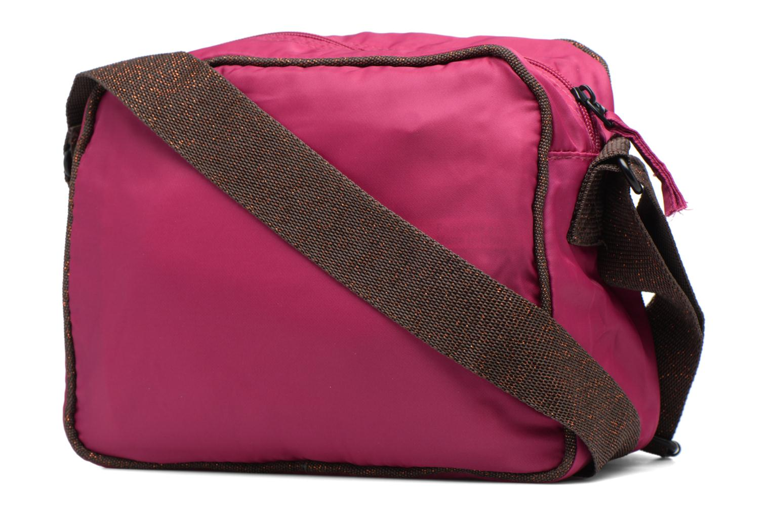 Handbags Bensimon Small Besace Pink view from the right