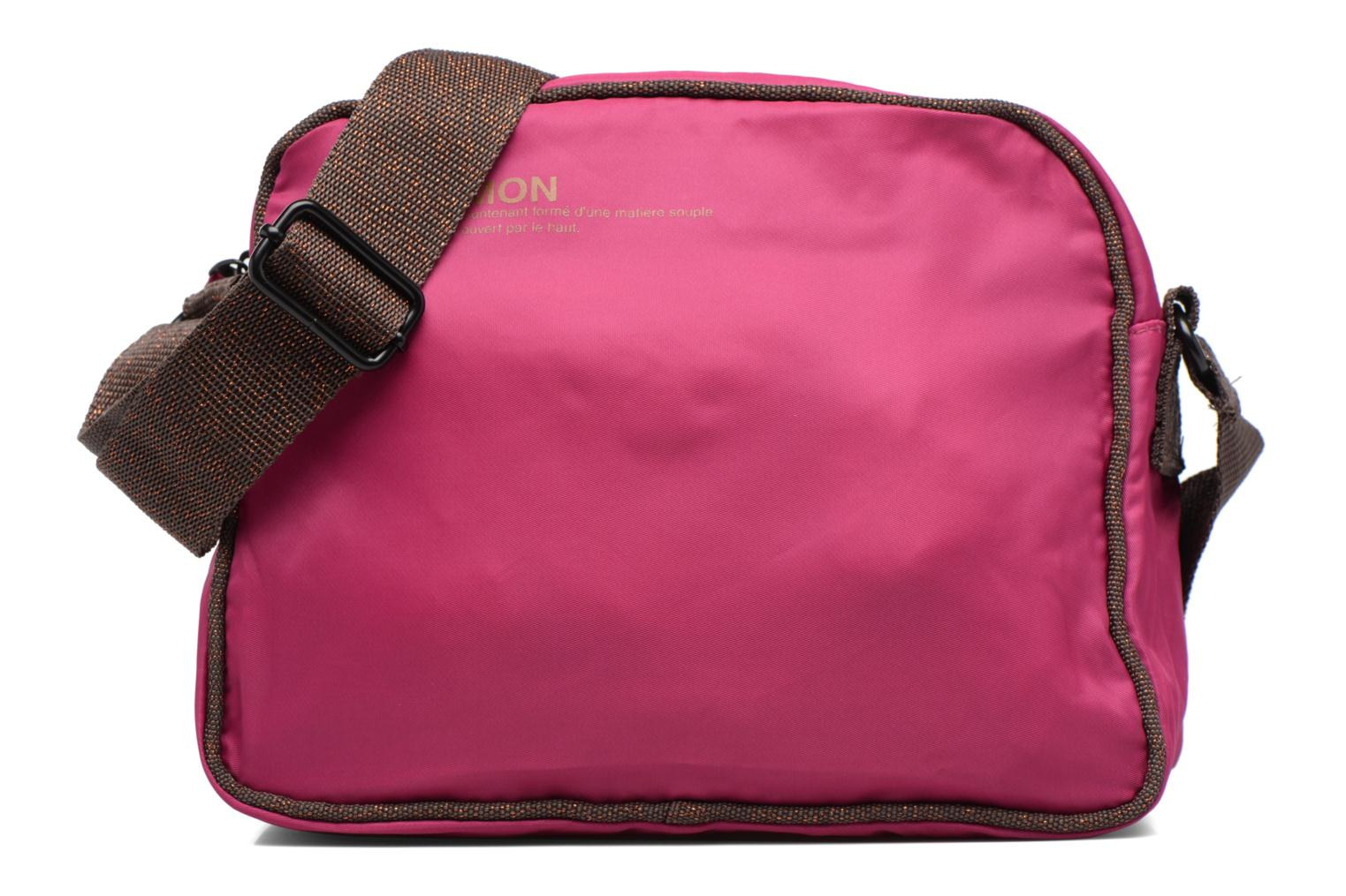 Handbags Bensimon Small Besace Pink detailed view/ Pair view