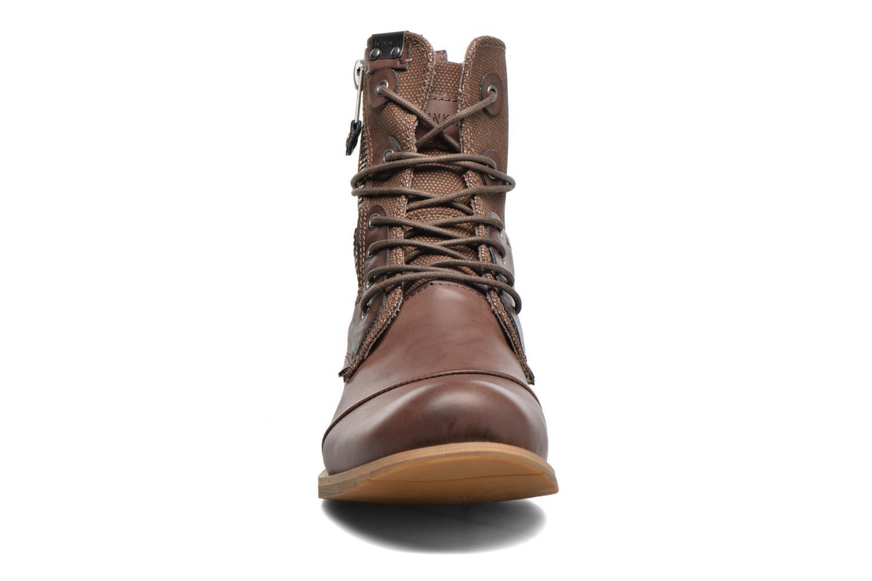 Boots en enkellaarsjes Bunker Tara por Bruin model