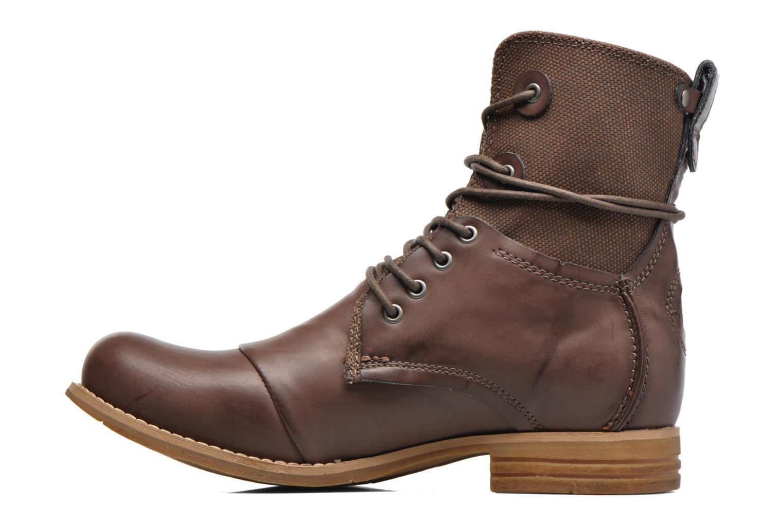 Boots en enkellaarsjes Bunker Tara por Bruin voorkant