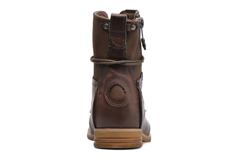Boots en enkellaarsjes Bunker Tara por Bruin rechts