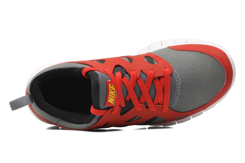 Sportschoenen Nike Nike Free Run 2 (Gs) Rood links