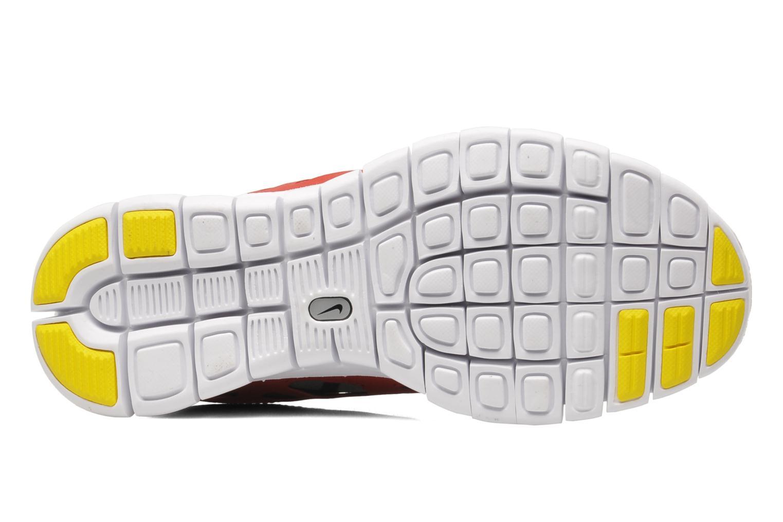 Sportschuhe Nike Nike Free Run 2 (Gs) rot ansicht von oben