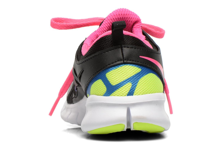 Sportschuhe Nike Nike Free Run 2 (Gs) schwarz ansicht von rechts