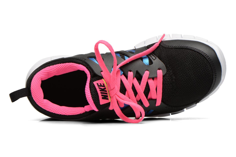 Sportschuhe Nike Nike Free Run 2 (Gs) schwarz ansicht von links