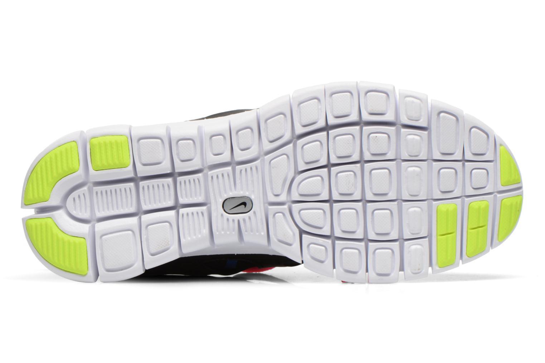 Sportschuhe Nike Nike Free Run 2 (Gs) schwarz ansicht von oben
