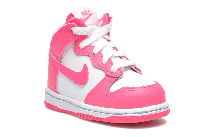 Sneaker Nike Nike Dunk High Nd (Td) weiß detaillierte ansicht/modell