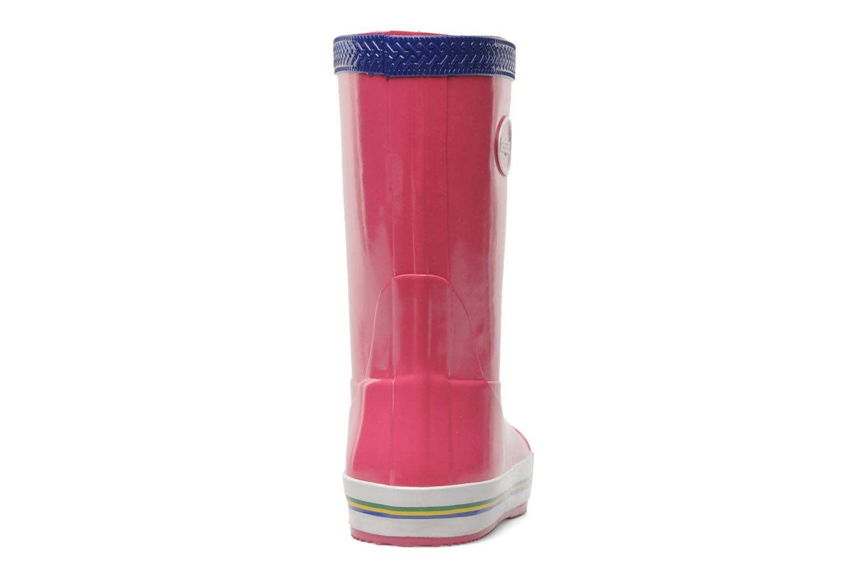 Stiefel Havaianas Aqua Kids Rain Boots rosa ansicht von rechts