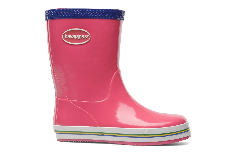 Aqua Kids Rain Boots Super Pink Marine