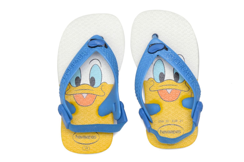 Zehensandalen Havaianas Baby Disney Classic blau 3 von 4 ansichten