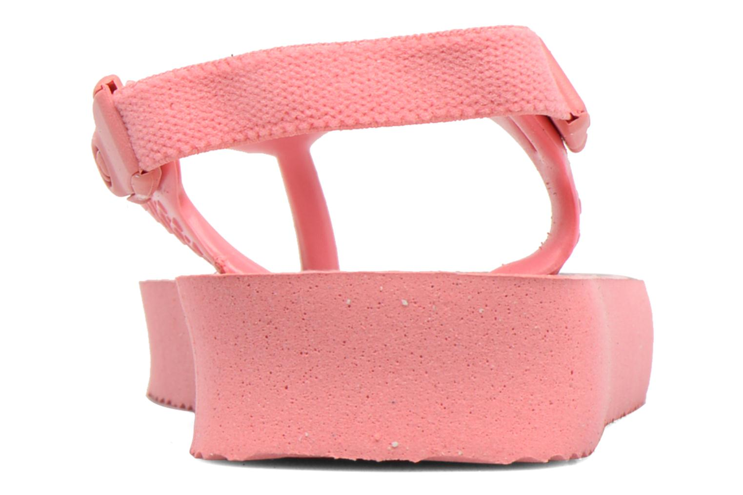 Flip flops Havaianas Baby Disney Classic Pink view from the right