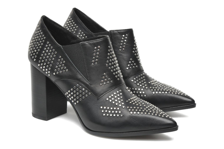 Bottines et boots See by Chloé Sharon Noir vue 3/4