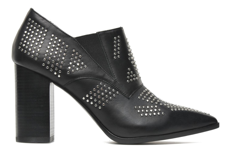 Bottines et boots See by Chloé Sharon Noir vue derrière