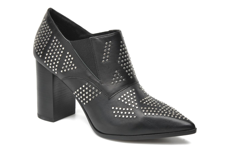 Bottines et boots See by Chloé Sharon Noir vue détail/paire