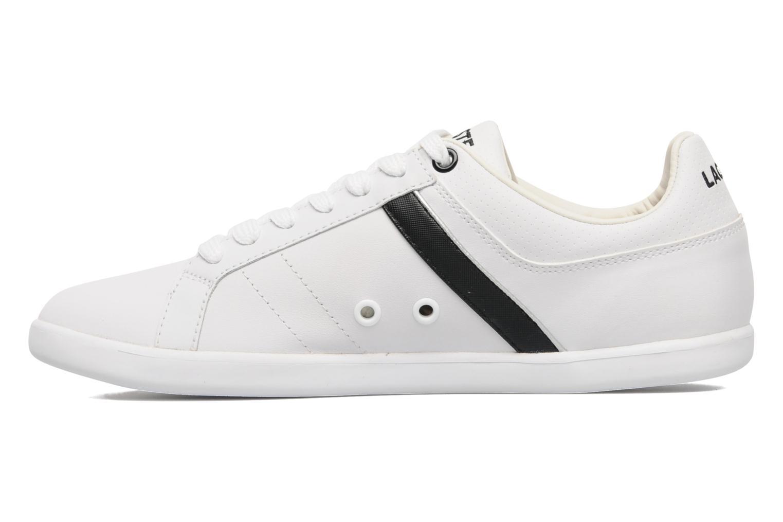Sneakers Lacoste Evershot Pit Wit voorkant