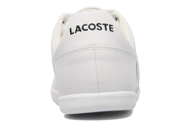 Sneakers Lacoste Evershot Pit Wit rechts