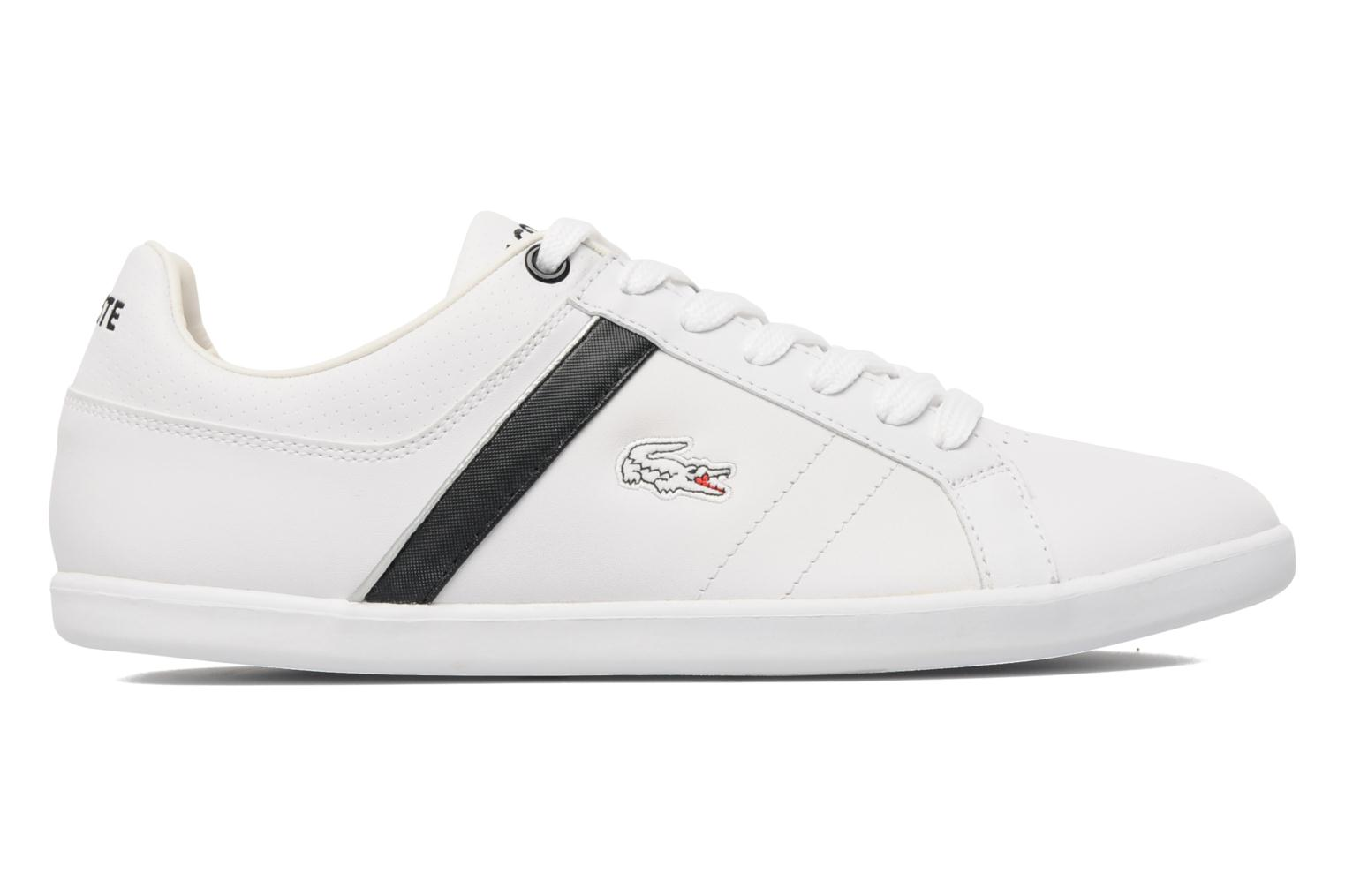 Sneakers Lacoste Evershot Pit Wit achterkant