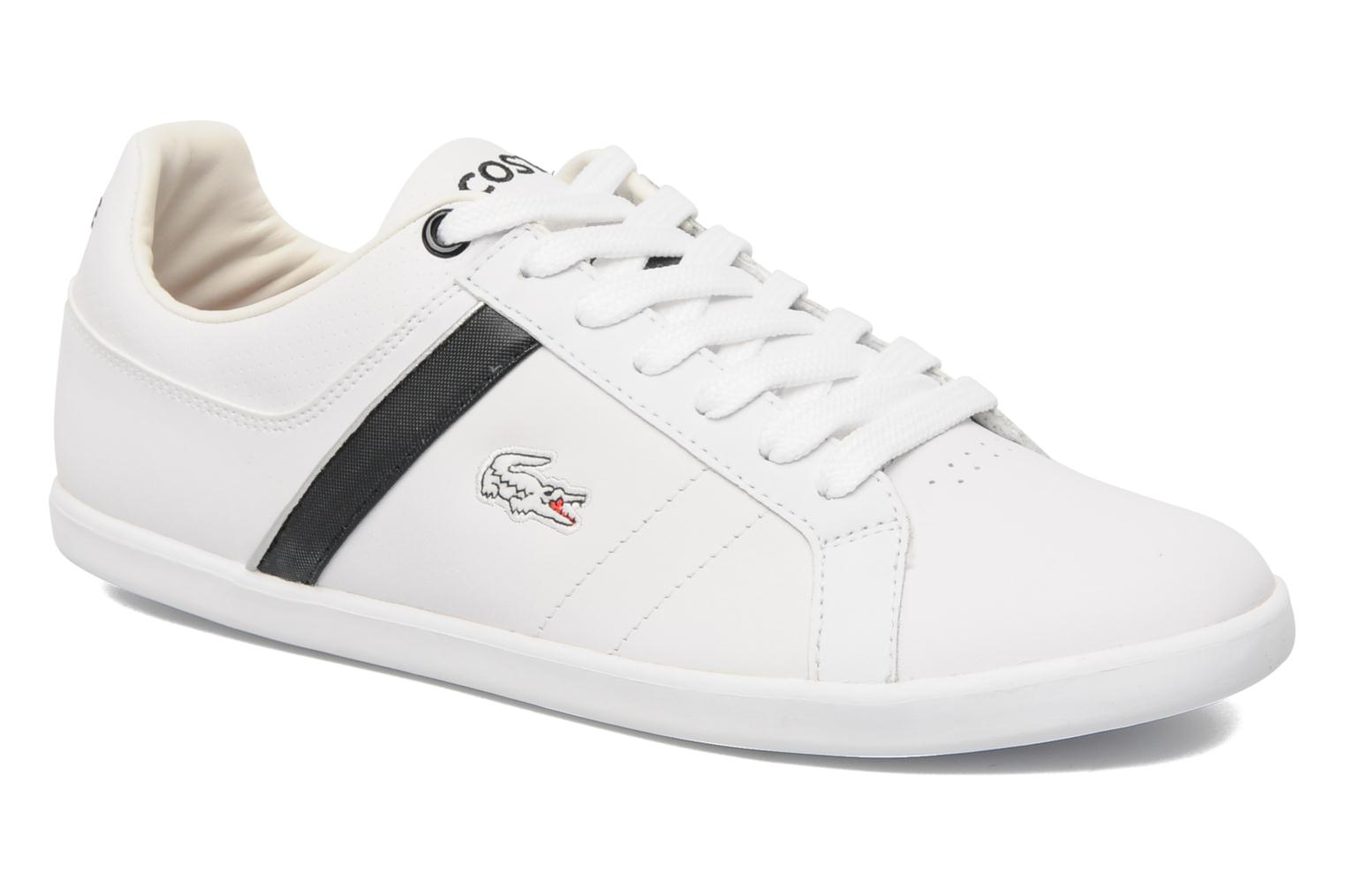 Sneakers Lacoste Evershot Pit Wit detail