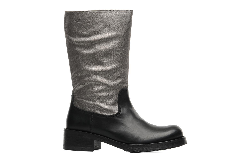 Ankle boots Pastelle Petalo Black back view