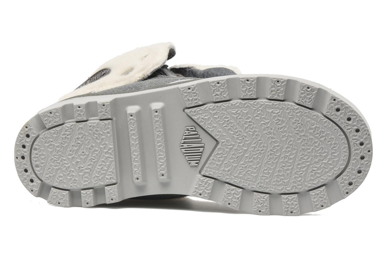 Stiefeletten & Boots Palladium Baggy Leather K grau ansicht von oben