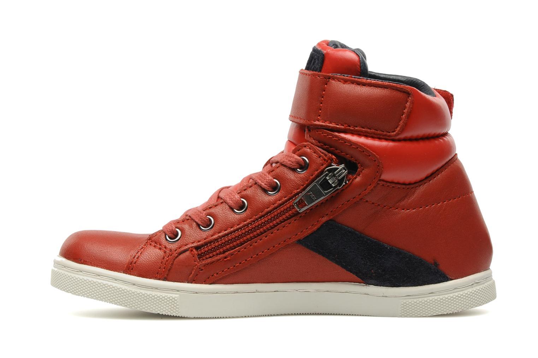 Sneaker P-L-D-M By Palladium Veleda TFL rot ansicht von vorne