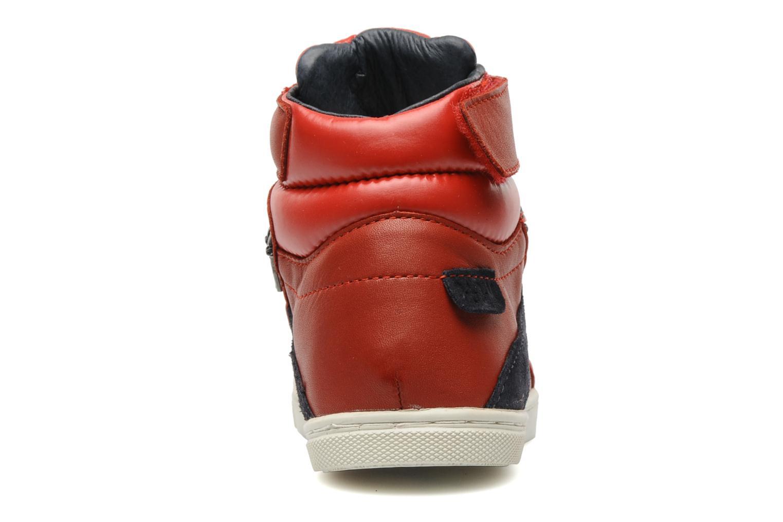 Sneaker P-L-D-M By Palladium Veleda TFL rot ansicht von rechts