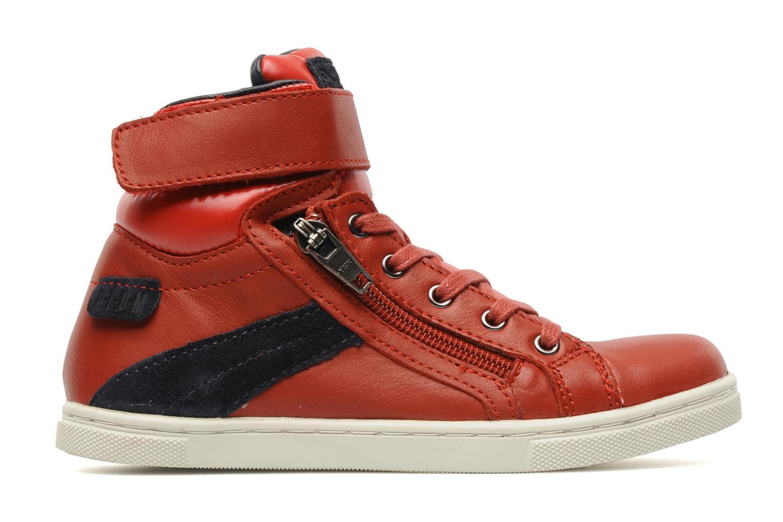 Sneaker P-L-D-M By Palladium Veleda TFL rot ansicht von hinten
