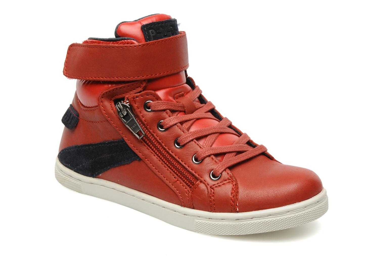 Sneaker P-L-D-M By Palladium Veleda TFL rot detaillierte ansicht/modell