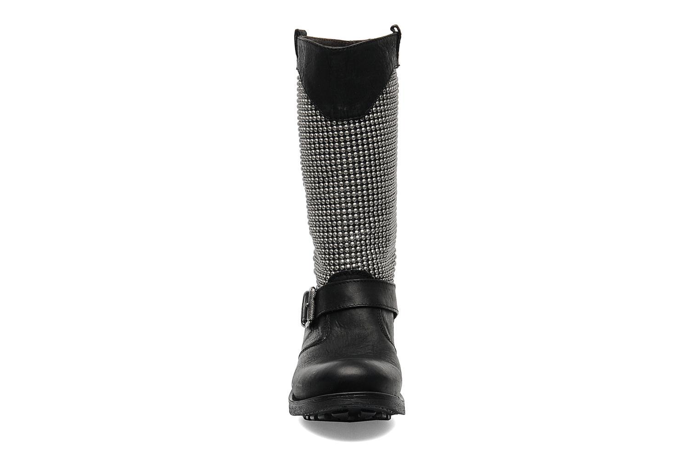 Bottines et boots Sweet Lemon Giron Noir vue portées chaussures