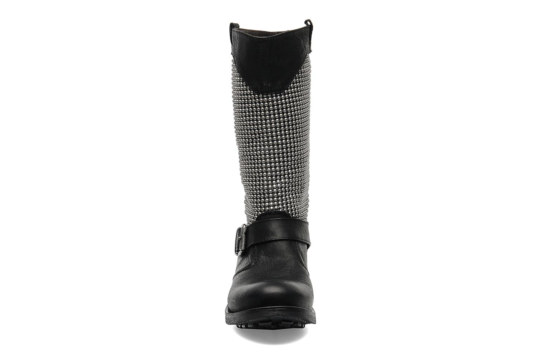 Ankle boots Sweet Lemon Giron Black model view