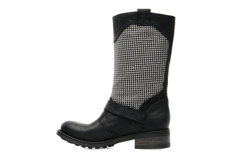 Bottines et boots Sweet Lemon Giron Noir vue face