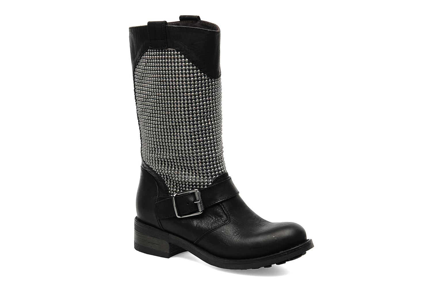 Ankle boots Sweet Lemon Giron Black detailed view/ Pair view