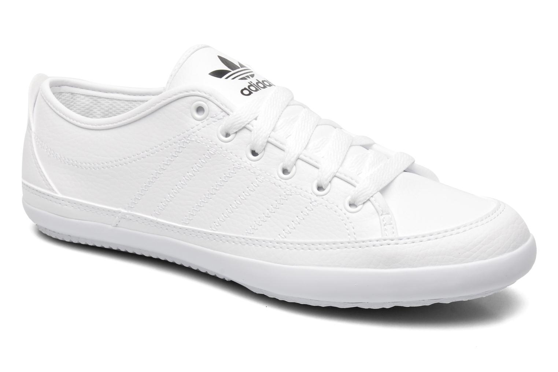 chaussures adidas nizza blanc