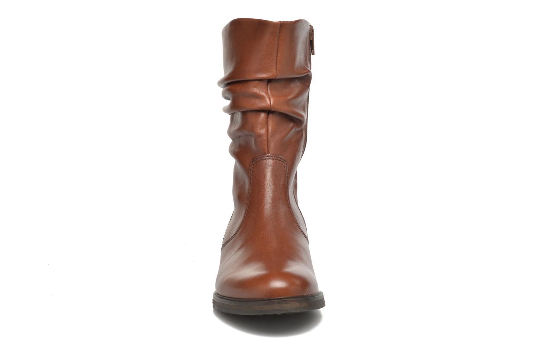 Bottines et boots Gabor Genua Marron vue portées chaussures