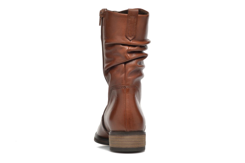 Bottines et boots Gabor Genua Marron vue droite