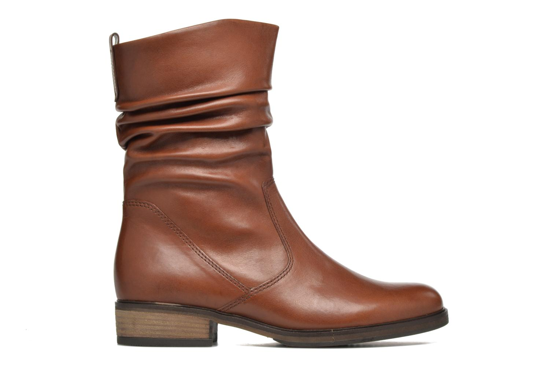 Boots en enkellaarsjes Gabor Genua Bruin achterkant