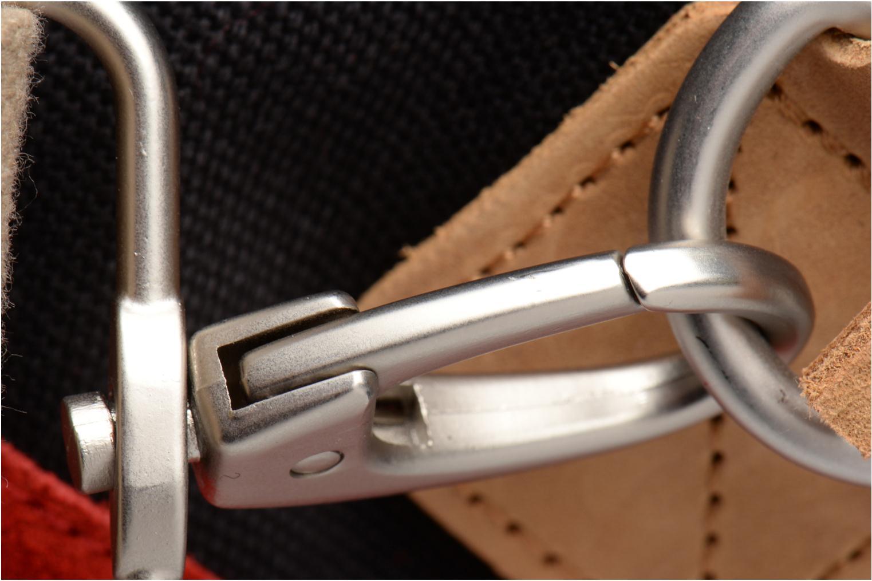 Bagages Faguo Bag 48 Bleu vue derrière
