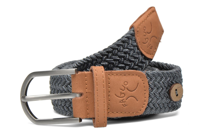 Gürtel Faguo Gürtel Belt grau detaillierte ansicht/modell