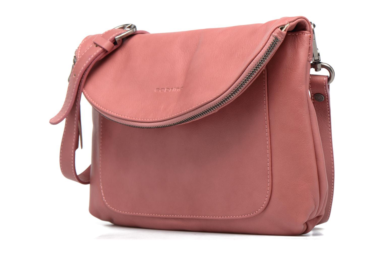 Handtaschen Sabrina Anaïs rosa schuhe getragen