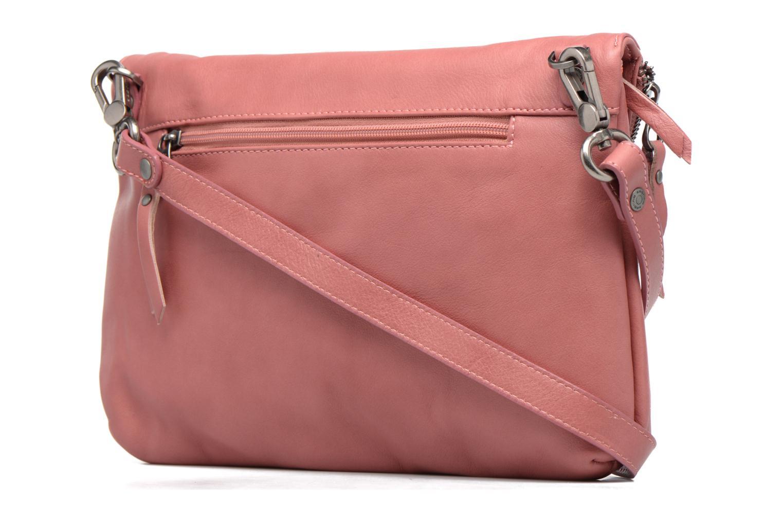 Handtaschen Sabrina Anaïs rosa ansicht von rechts
