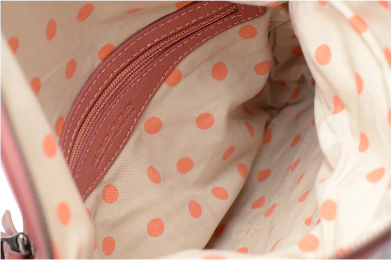 Handtassen Sabrina Anaïs Roze achterkant
