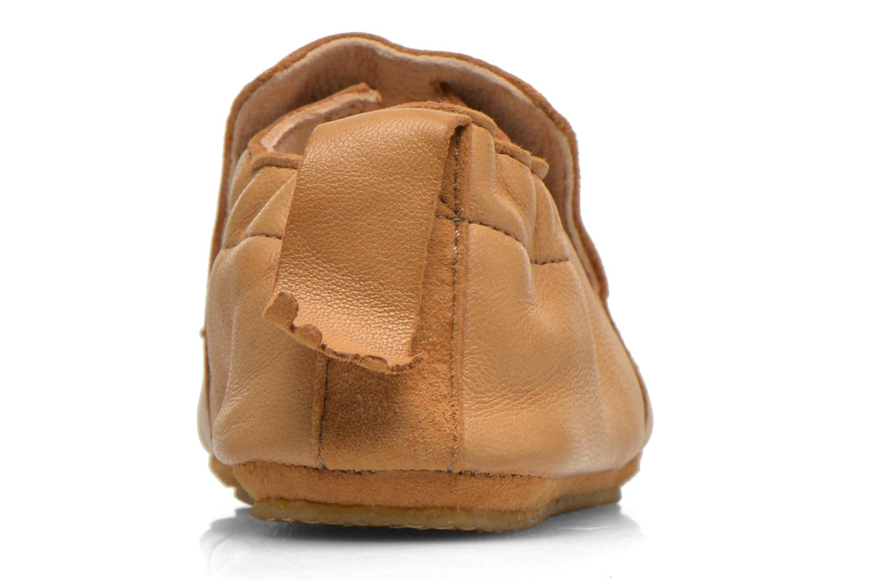 Pantoffels Easy Peasy Blublu Lion Beige achterkant