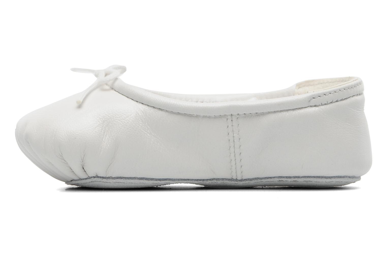 Ballerina's Bloch Baby Arabella Wit voorkant