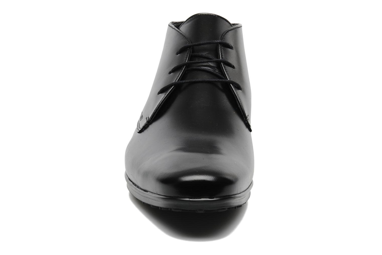 Chaussures à lacets Azzaro Brisse Noir vue portées chaussures